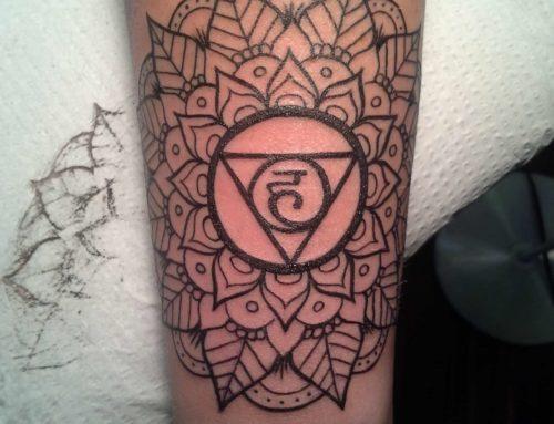 Sacred Geometry Mandala – Morgan Gatekeeper apprentice